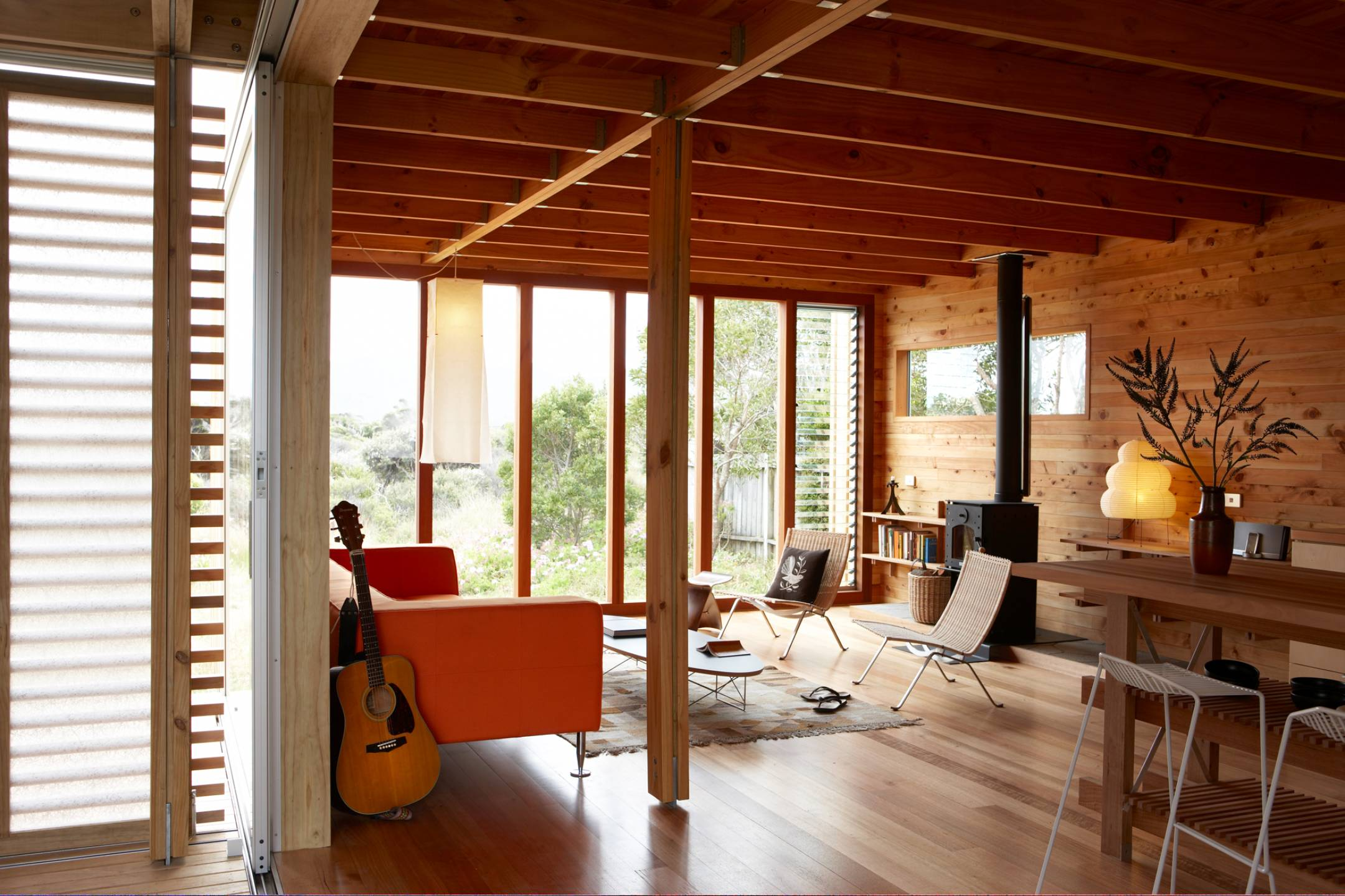 Kaitoke Bach by Herbst Architects