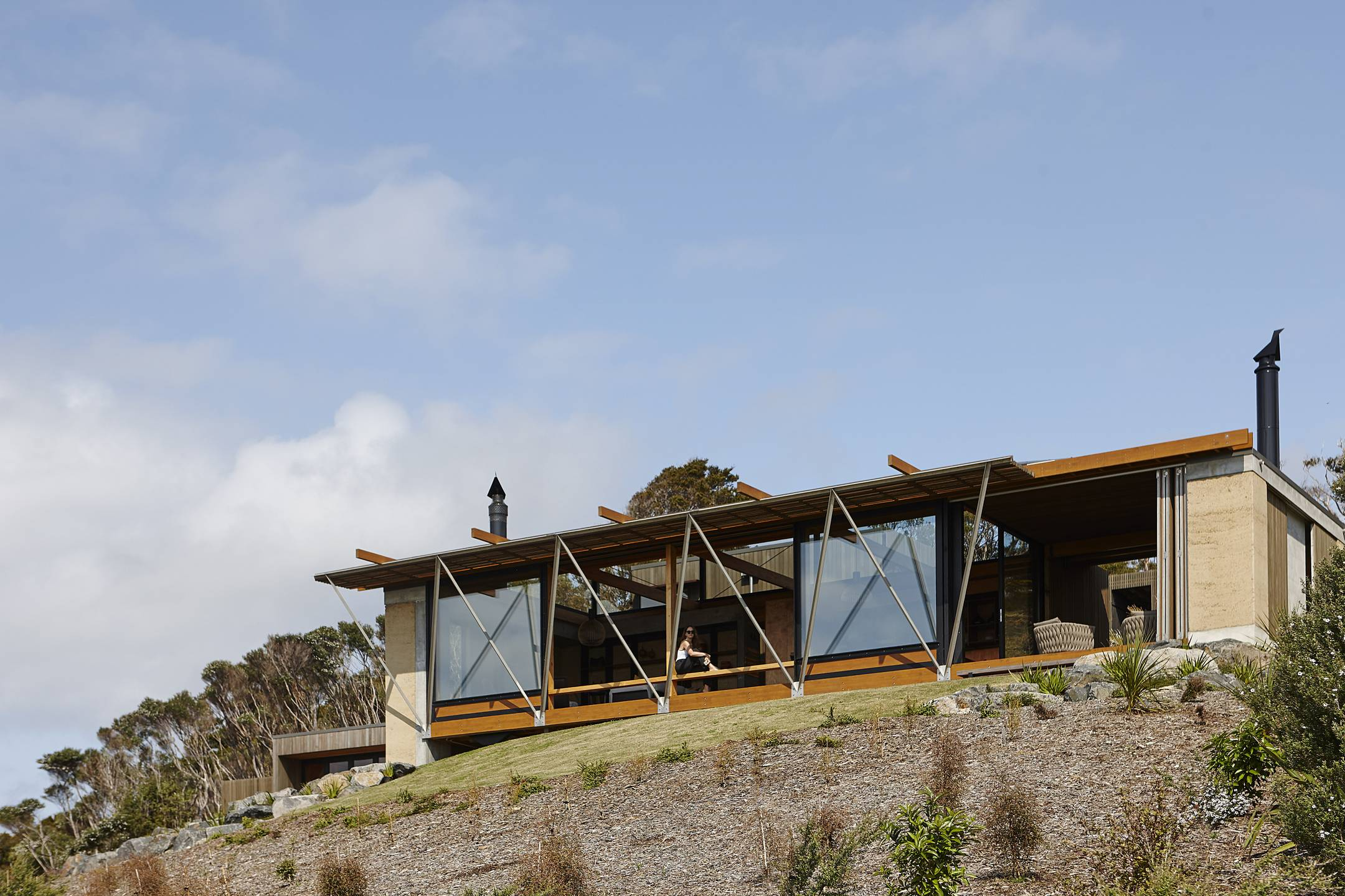 Tutukaka House by Herbst Architects
