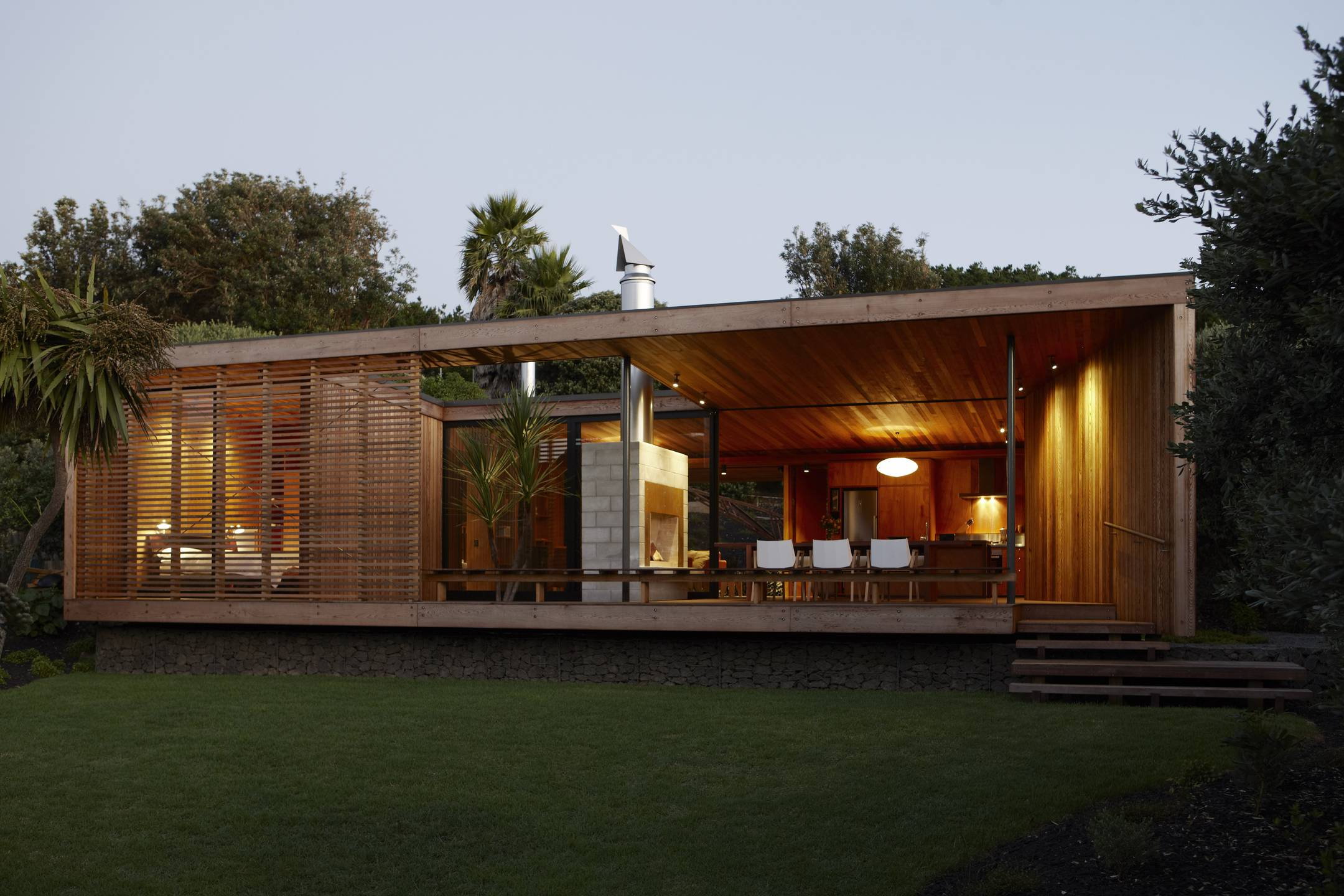 Bethells bach herbst architects for Beach bach designs