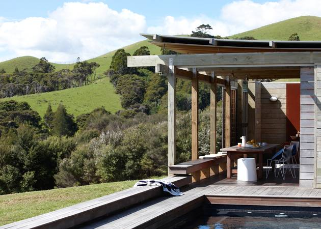 Kaipara Pavillion by Herbst Architects