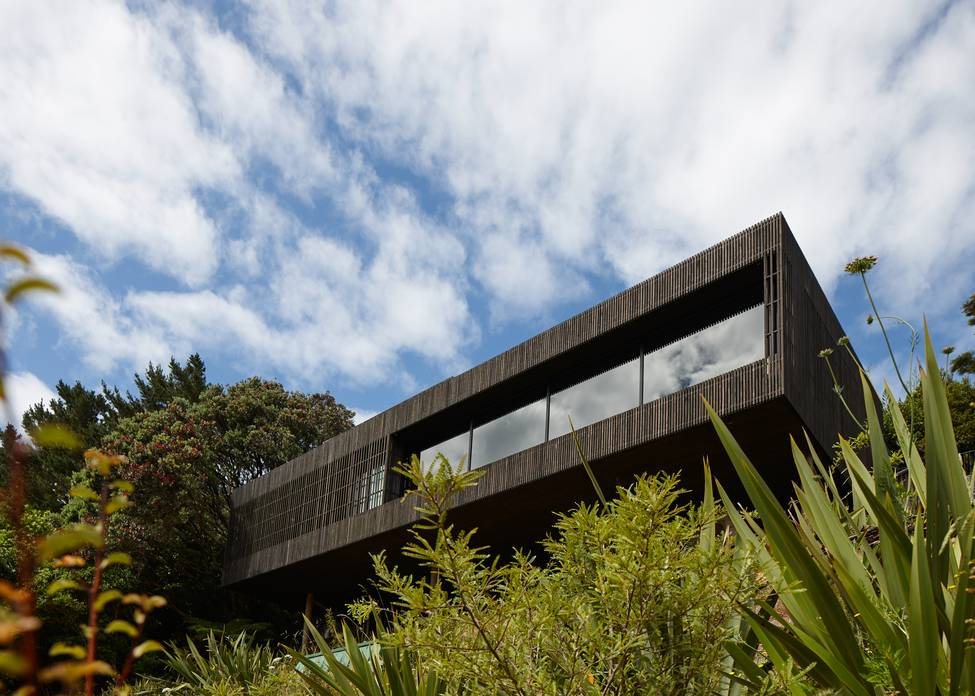 Lantern House Waiheke by Herbst Architects