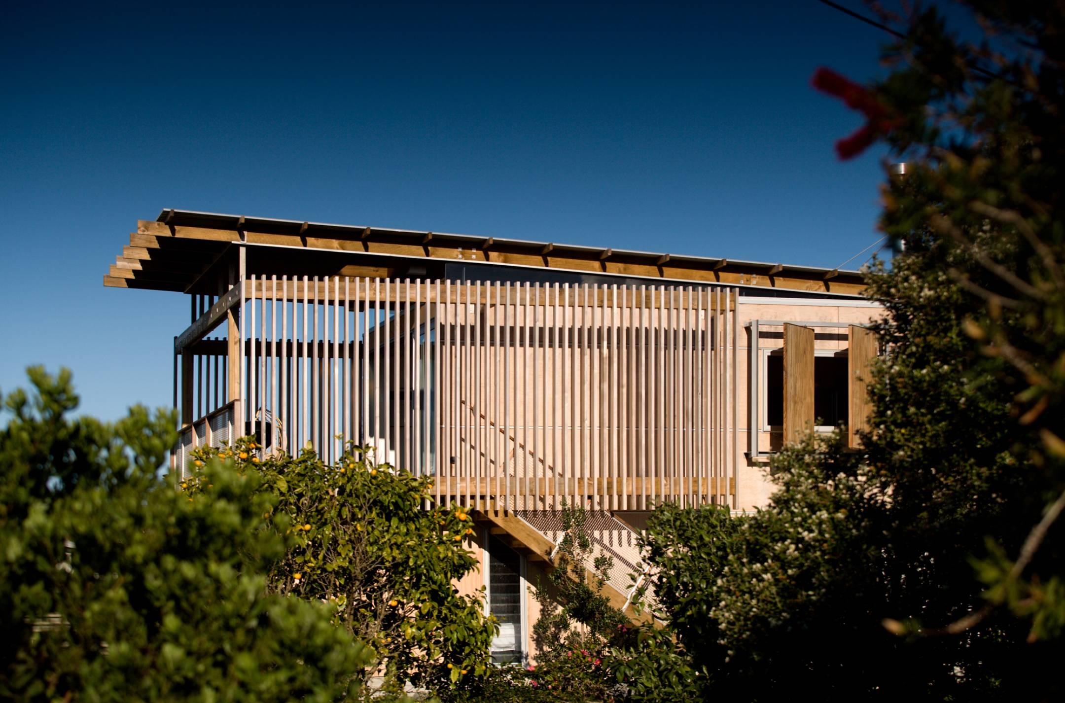 Hammerhead House Herbst Architects