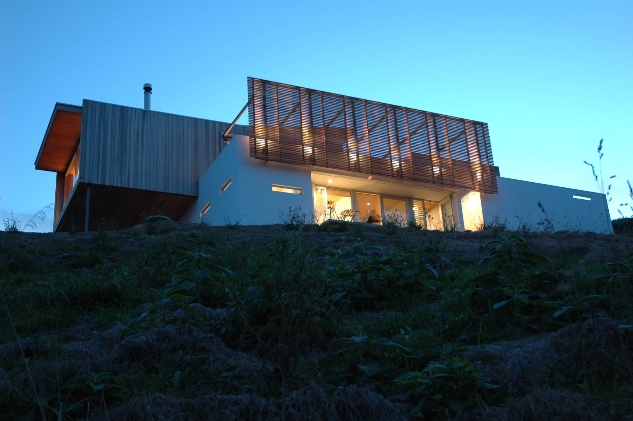Wonderview House Herbst Architects